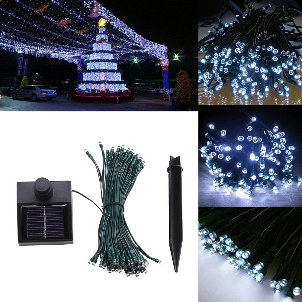 Solar Power String Fairy Light for Christmas