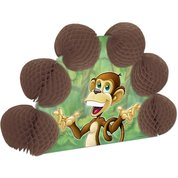Monkey Pop-Over Centerpiece Party Accessory