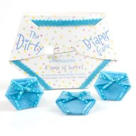 The Dirty Diaper Game - Blue